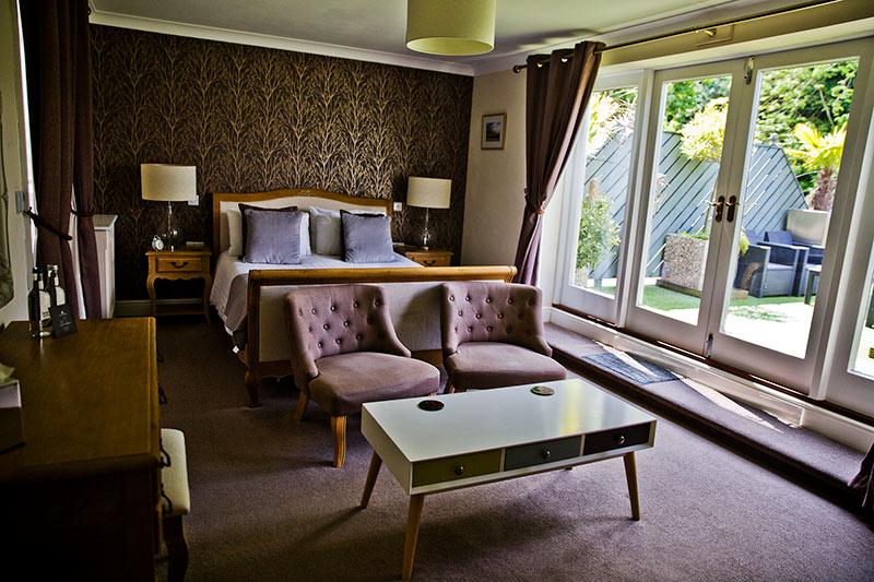 We Have Nine En Suite Rooms Many With Fantastic Views Over The River And Medieval Town Of Ludlow